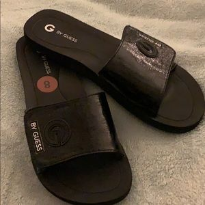 G by Guess slides